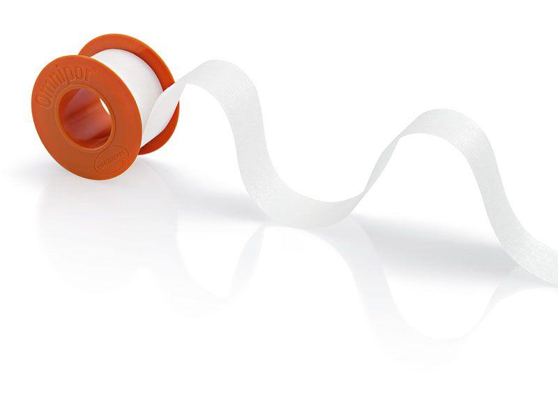 Omnipor® / Омнипор - фиксирующий пластырь из нетканого матер. /белый/: 9,2 м х 5 см