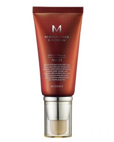 MISSHA M PERFECT COVER BB CREAM SPF42 50ml - ВВ-крем
