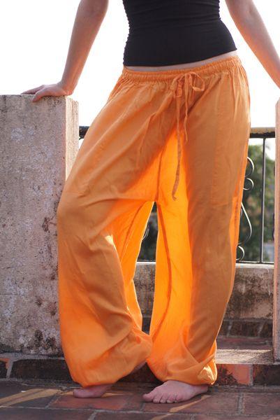 Широкие шаровары, разные цвета (отправка из Индии)