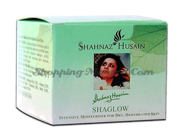 Интенсивно-увлажняющий крем для лица Шахназ Хусейн (Shahnaz Husain Shaglow)