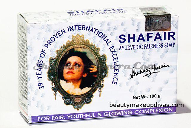Аюрведическое мыло для ровного тона лица Шахназ Хусейн (Shahnaz Husain Shafair Soap)