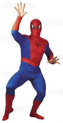 Костюм Человека-Паука (Spider-Man)