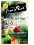 """Fussie Cat """"Яблоко"""" Комкующийся наполнитель (5 л)"""