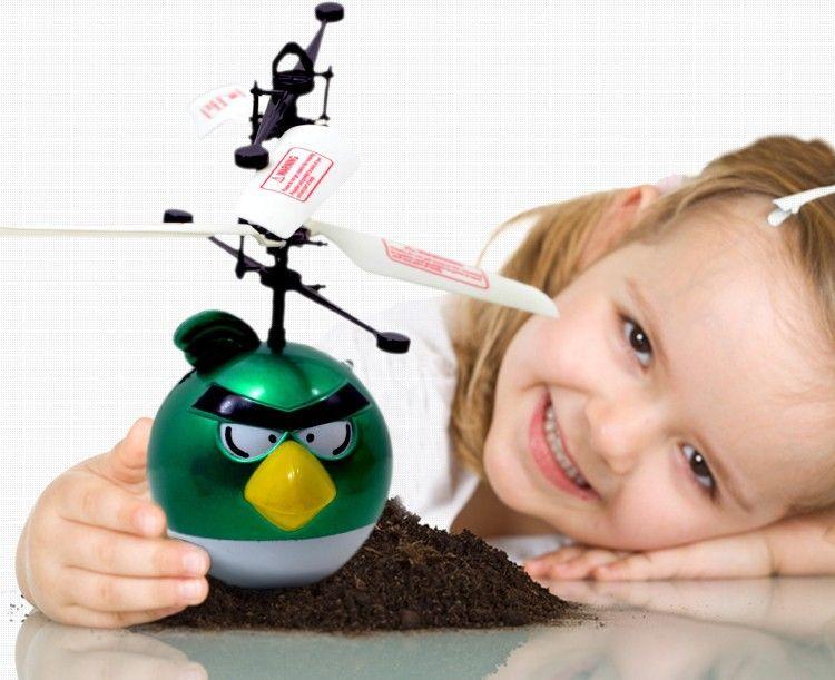 Вертолет Angry Birds