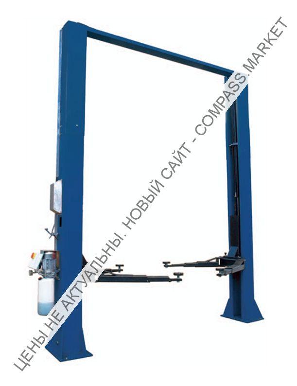 Подъемник двухстоечный электрогидравлический, г/п 3200 кг, Werther-OMA (Италия)