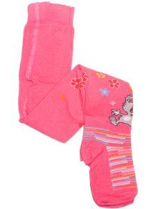 Колготки детские для девочки розовые Конте кидс 173