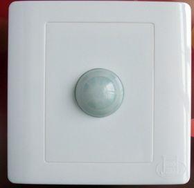 Автоматический выключатель света с детектором движения