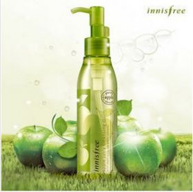INNISFREE APPLE JUICY CLEANSING OIL 150ml - гидрофильное масло