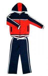 Комплект для мальчика К 2196 спортивный Крокид