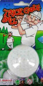 Мячик для гольфа (с секретом)