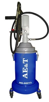 Нагнетатель густой смазки HG-68213 пневматический, AE&T (Китай)