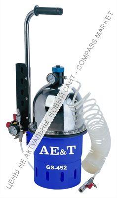 Приспособление для замены тормозной жидкости GS-452, AE&T (Китай)