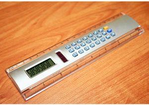 Калькулятор на линейке