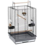 Ferplast MAX 4 Клетка для попугаев (черная)