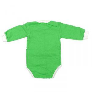 боди зеленое малышу