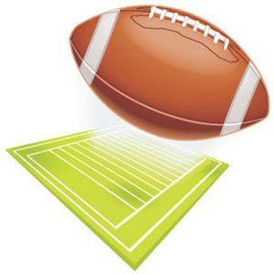 Американский футбол, мячи