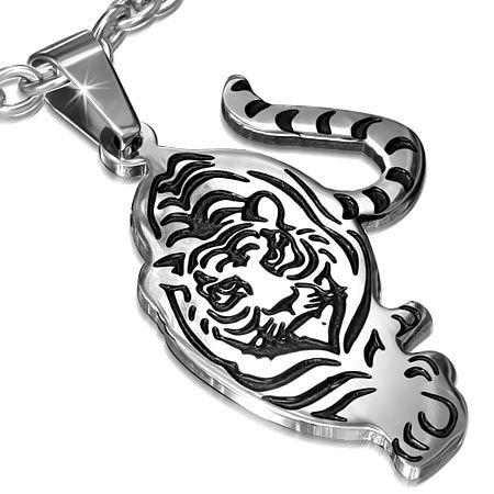 Кулон Бенгальский Тигр