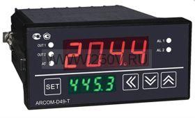 Терморегулятор  ARCOM-D49 серии 120