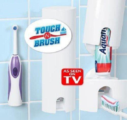Дозатор для зубной пасты Touch N Brush (Тач-н-Браш)