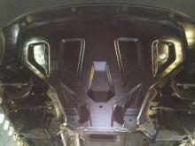 Защита картера и кпп, АВС-Дизайн, композитная 8мм., к-кт