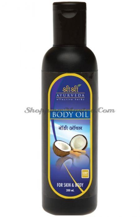Успокаивающее масло для тела Шри Шри Аюрведа (Sri Sri Ayurveda Body Oil)