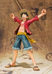 Фигурка Monkey D. Luffy New World Ver.