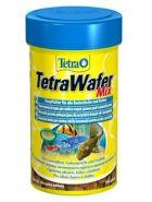 Tetra WaferMix Смесь для травоядных и хищных донных рыб с добавлением креветок (100 мл)