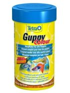 Tetra Guppy Colour Корм для усиления окраса гуппи (250 мл)