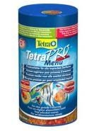 Tetra Pro Menu Корм основной для декоративных рыб (250 мл)