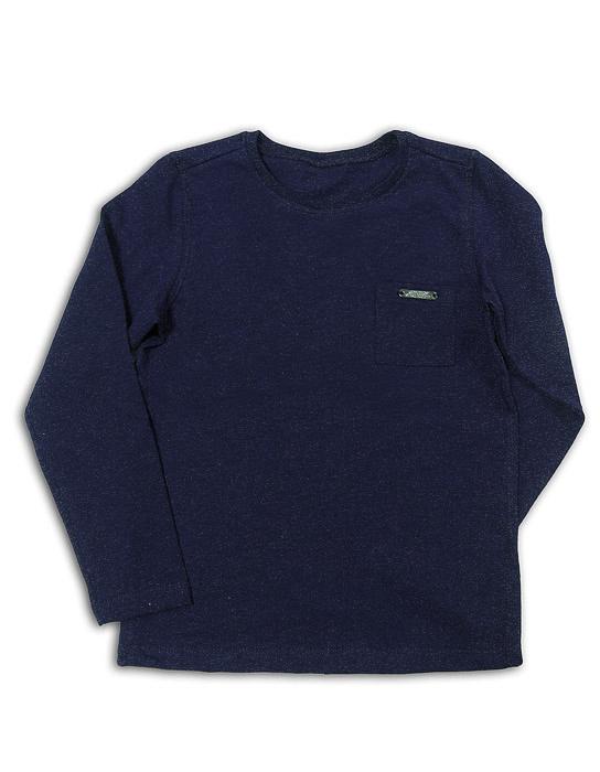 Темно-синий джемпер для мальчика Ролан