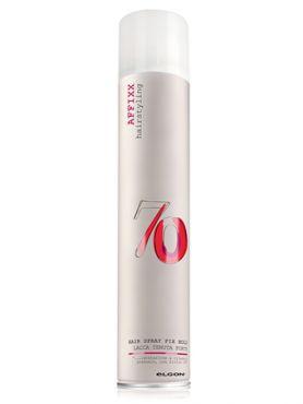 Elgon Hair Spray Fix Hold Лак для укладки сильной фиксации