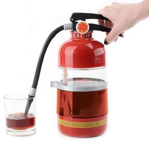 Диспенсер для напитков Cocktail Shaker (Огнетушитель)