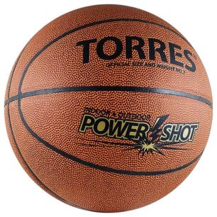 Баскетбольный мяч Torres Powershot