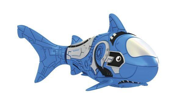 Робот-рыбка Robotfish (Акула 4 цвета)