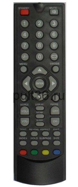 Пульт ДУ Izumi KM1128 LCD TV