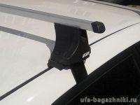Багажник на крышу Toyota Auris, Атлант, прямоугольные дуги