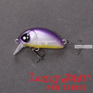 Воблер  LJ Pro Series HAIRA TINY 44LBF 4,4 см / 8 гр / цвет 405 / до 1 м Plus Foot
