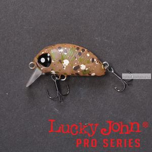 Воблер  LJ Pro Series HAIRA TINY 44LBF 4,4 см / 8 гр / цвет 505 / до 1 м Plus Foot
