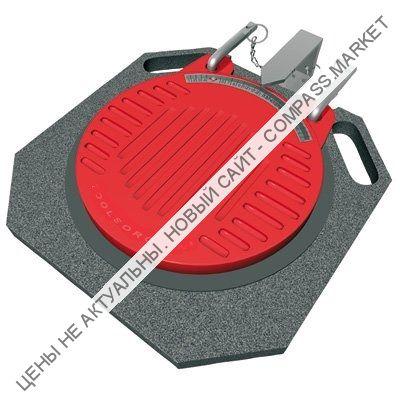 Поворотные круги для TF5000-3D 40х40см толщина 5см (2шт)