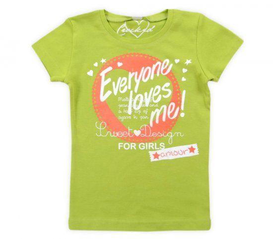 Майка для девочки For Girls
