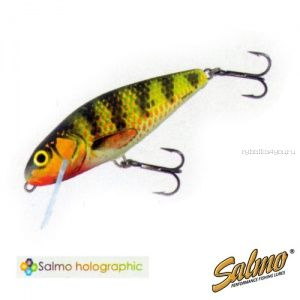 Воблер Salmo PERCH DR 80 цвет HOP / до 2,5 м