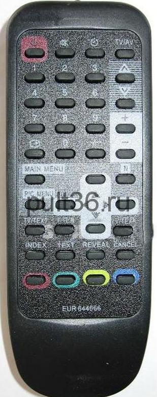 Пульт ДУ Panasonic EUR 644666