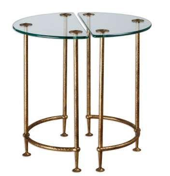 Декоративные столики Aralu, набор из 2-х шт.