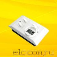 Блок 3В-РЦС сан/узлов. 3 клювика
