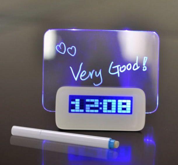 Часы Highstar с LED-доской для сообщений