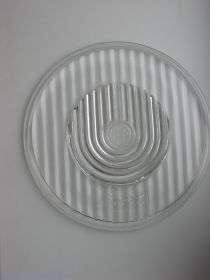 Стекло Bosch 165 плоское