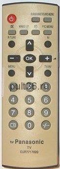 Пульт ДУ Panasonic EUR7717020
