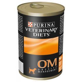 PVD CANINE OM консервы 400г для собак при Ожирении