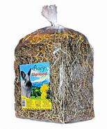 Fiory Fieno Alpiland Yellow Сено для грызунов с одуванчиком (500 г)
