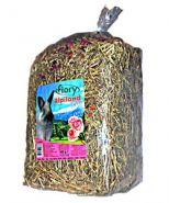 Fiory Fieno Alpiland Rose Сено для грызунов с розой (500 г)